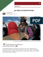 A Boa Vontade Que Falta No Brasil de Hoje _ Coluna _ Brasil de Fato