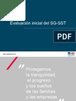 Evaluación del SG-SST