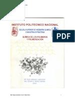Química de Los Polímeros y Polimerización 2