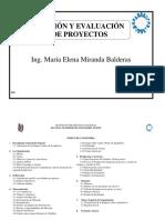 Gestión y Evaluación de Proyectos-febrero 2017-1