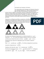 Geometría Fractal