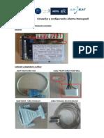 Instructivo Conexión y Configuración Alarma Honeywell v 1.1