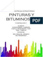 Informe Final Pintura y Bituminosos