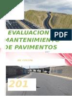 Evaluacion de Pavimento Av. Collpa