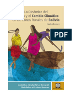Genero Cambio Climatico Dinamica