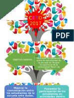 Propuesta Lista CETO 2017
