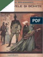 Guy de Maupassant - Nuvele si schite AN.pdf