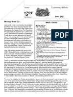 Senator Krueger's Community Bulletin - June 2017