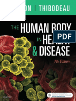The Human Body in Health & Disease 7
