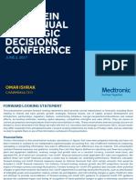 MDT Ishrak Bernstein Presentation Post Final - 2017.06.02