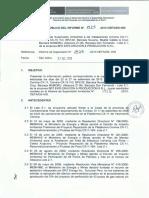 Reporte Ambiental de Plataformas y Muelles