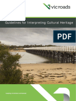 Guidelines for Interpreting Cultural Heritage Oct 2013