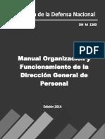 Manual de Organización y Funcionamiento Direccion_General_de_Personal 2014 SEDENA.pdf