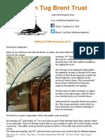 2015 december brent supporters newsletter