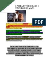 CURSO DO MAPA 2010