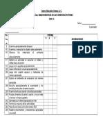 PEP-3 Características de Las Conductas Motoras
