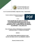Fernandez Brenis Edinson Joel - Sanchez Zapata Katherine Lissett
