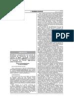 R M  N 298-2013-MINAM - Modifican actualización de Listado de Inclusión de Proyectos de Inversión sujetos al SEIA aprobad~1