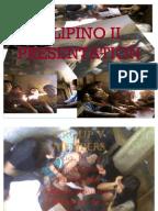 book report ng dekada 70