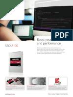 SSD A100 Datasheet
