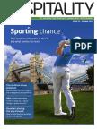Hospitality Magazine - Sporting Chance