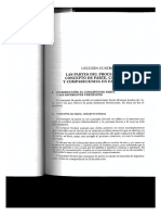 Lecciones de Derecho Procesal , Legitimacion en La Causa, Pasiva