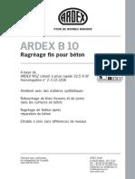 F 111 ARDEX B10