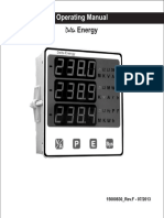 Delta Energy Manual