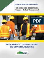Reglamento de Seguridad en Construcciones - Costa Rica