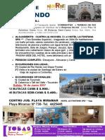 Rio Hondo 2017 Playa Miramar