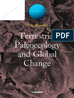 250399182 Terrestrial Paleoecology Global Change PDF
