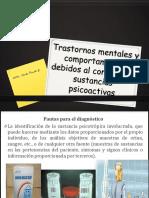 Conceptos Basicos, Clasificación de Las Drogas
