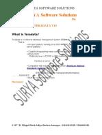 Teradata-v13-New