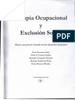 Terapia Ocupacional y Exclusión Social001