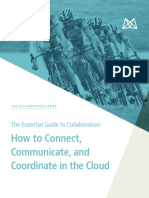 2017 Essential Guide to Collaboration eBook