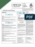 Boletin Oficial 28-07-10 - Primera Seccion