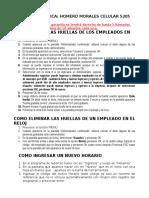 Manual de Ingreso Sistema de Reportes Biometricos H38