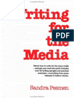 Writing for the Media by Sandra Pesmen.pdf