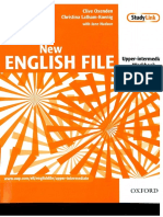 New English File Upper-Intermediate - Workbook.pdf