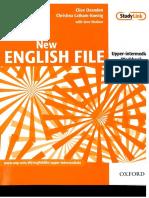 New English File Upper-Intermediate - Workbook.pdf
