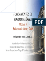 FME Pirometalurgia 5