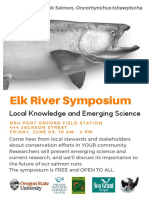 Elk River Salmon Symposium