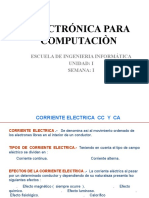 Clase 1 Electronica Para Computacion