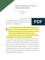 Chardon - Legitimar Las Practicas Del Psicologo en La Escuela O Construirlas Criticamente (1)