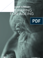 Preparing for Ageing