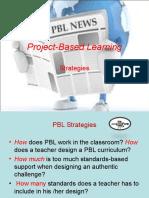 pbl strategy