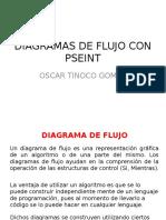 Diagramas de Flujo Con Pseint
