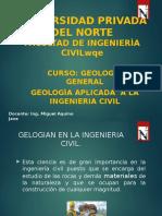 Geologia Aplicada a La Ingenieria Civil