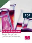 Guia de Produtos Profissionais ADCOS
