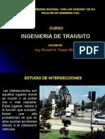 Ingenieria de Transito Clase 4..